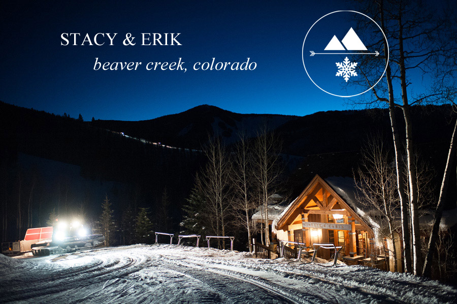 Stacy erik allie s cabin beaver creek nate and for Allie s cabin beaver creek