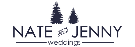 Nate And Jenny Weddings logo